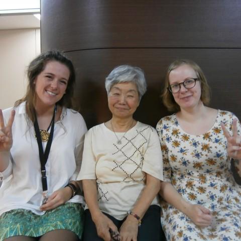 末永 カヨ子さんの写真